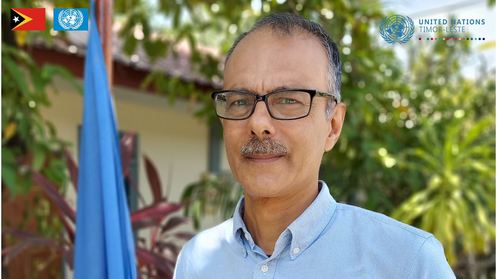 'Timor-Leste has taken remarkable strides in positioning itself as a staunch defender of human rights.' Roy Trivedy