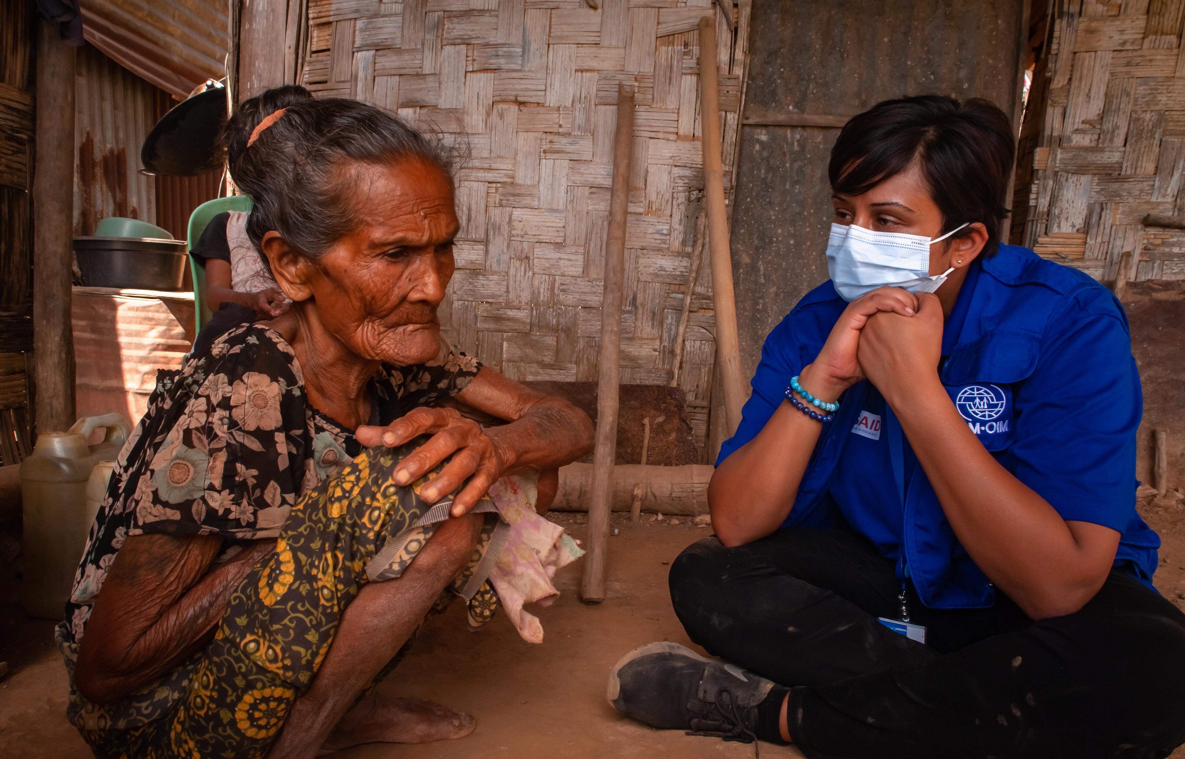 USAID, IOM Support Communities Affected by Devastating Floods and Landslides in Timor-Leste