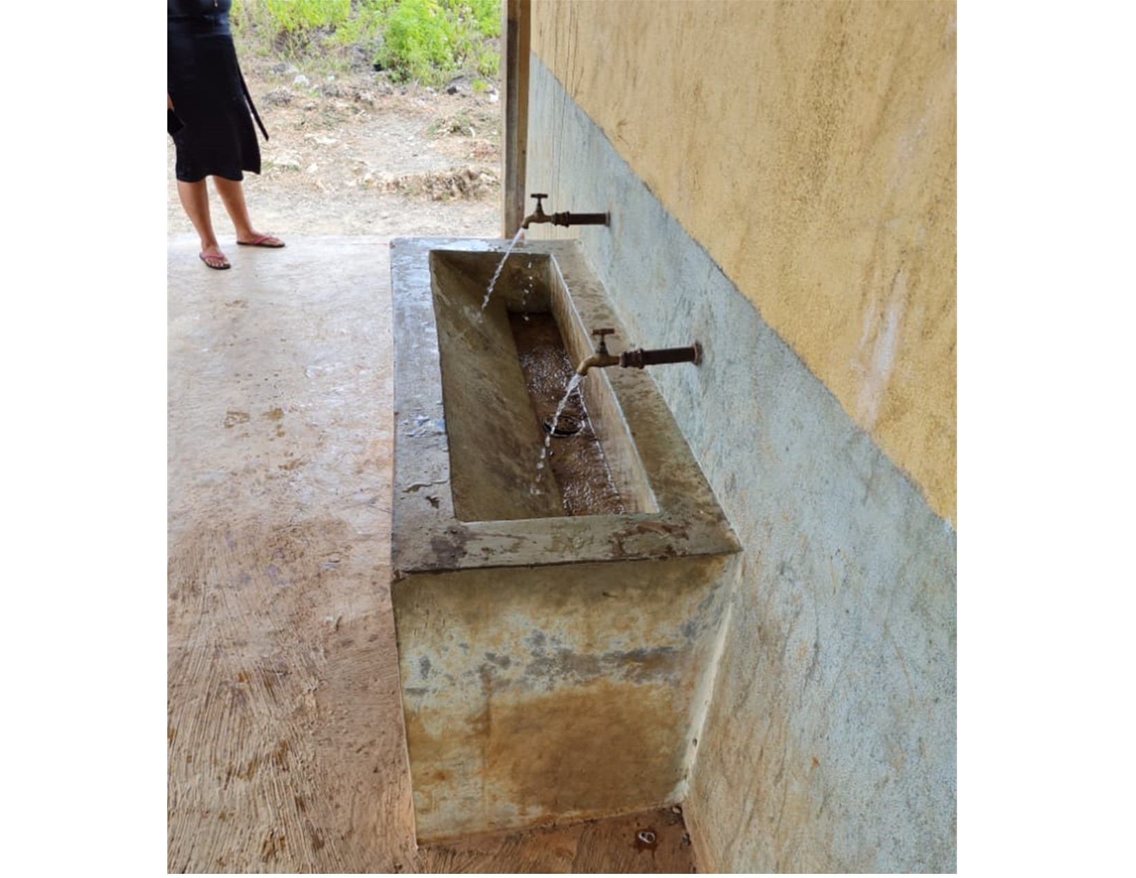 Clean water flows to school in rural Timor-Leste for the first time in ten years
