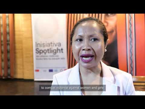 EU-UN Spotlight Initiative Timor-Leste: Zero tolerance for all forms of violence against women and girls