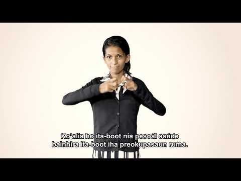 Sign Language on COVID-19 Vaccines