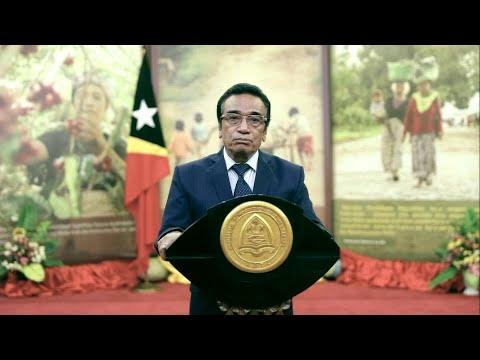 Timor-Leste President Addresses General Debate, 75th Session
