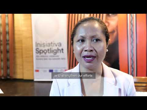 EU-UN Spotlight Initiative Timor-Leste aims at ending all forms of violence against women and girls (short clip)