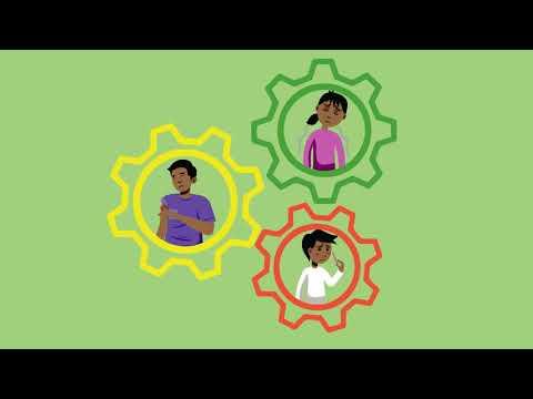 COVID-19 Vaccination Animation
